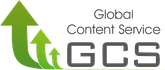 global content service logo